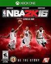 MICROSFT Microsoft XBOX One Game NBA2416